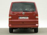 Volkswagen T5 Multivan Comfortline 2003–09 pictures