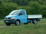 Volkswagen T5 Transporter Pickup 2003–09 pictures