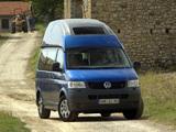 Volkswagen T5 California Trendline 2006–09 images