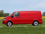 Volkswagen T5 Transporter Van LWB 2009 images