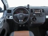 Volkswagen T5 Multivan Panamericana 2009 photos