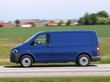 Volkswagen T5 Transporter Van 2009 photos