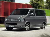 Volkswagen T5 Multivan Special 2012 photos