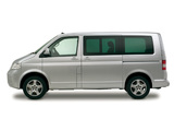 Volkswagen T5 Multivan Comfortline 2003–09 wallpapers