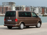 Volkswagen T5 Multivan Highline 2009 wallpapers