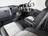 Volkswagen T5 Multivan Edition 25 AU-spec 2010 wallpapers