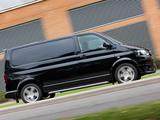 Volkswagen T5 Transporter Sportline UK-spec 2011 wallpapers