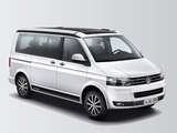 Volkswagen T5 California Edition 2012 wallpapers