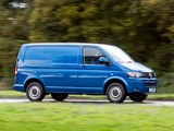 Wallpapers of Volkswagen T5 Transporter BlueMotion Van UK-spec 2012