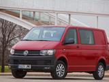 Pictures of Volkswagen Transporter Mixto Plus (T6) 2015