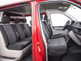 Volkswagen Transporter Mixto Plus (T6) 2015 images