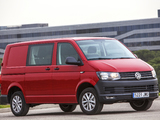 Volkswagen Transporter Mixto Plus (T6) 2015 wallpapers
