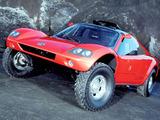 Volkswagen Tarek 2002 pictures