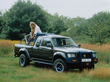 Pictures of Volkswagen Taro 4WD Extended Cab 1994–97