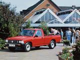 Volkswagen Taro 2WD 1989–97 photos