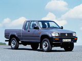 Volkswagen Taro 4WD Extended Cab 1994–97 images