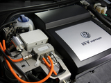 Images of Volkswagen Tiguan HY Motion Concept 2007