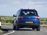 Images of Volkswagen Tiguan Track & Field UK-spec 2008–11