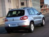 Images of Volkswagen Tiguan ZA-spec 2008–11
