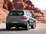 Images of Volkswagen Tiguan Track & Field 2008–11