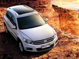 Images of Volkswagen Tiguan CN-spec 2009