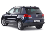 Images of Volkswagen Tiguan Sport & Style AU-spec 2011