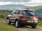 Images of Volkswagen Tiguan Sport & Style UK-spec 2011