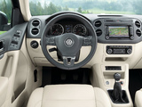 Images of Volkswagen Tiguan Sport & Style 2011