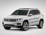 Images of Volkswagen Tiguan Track & Style R-Line US-spec 2013