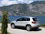 Photos of Volkswagen Tiguan 2008–11