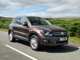 Photos of Volkswagen Tiguan Sport & Style UK-spec 2011