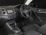 Photos of Volkswagen Tiguan Sport & Style AU-spec 2011