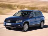 Photos of Volkswagen Tiguan Track & Style 2011