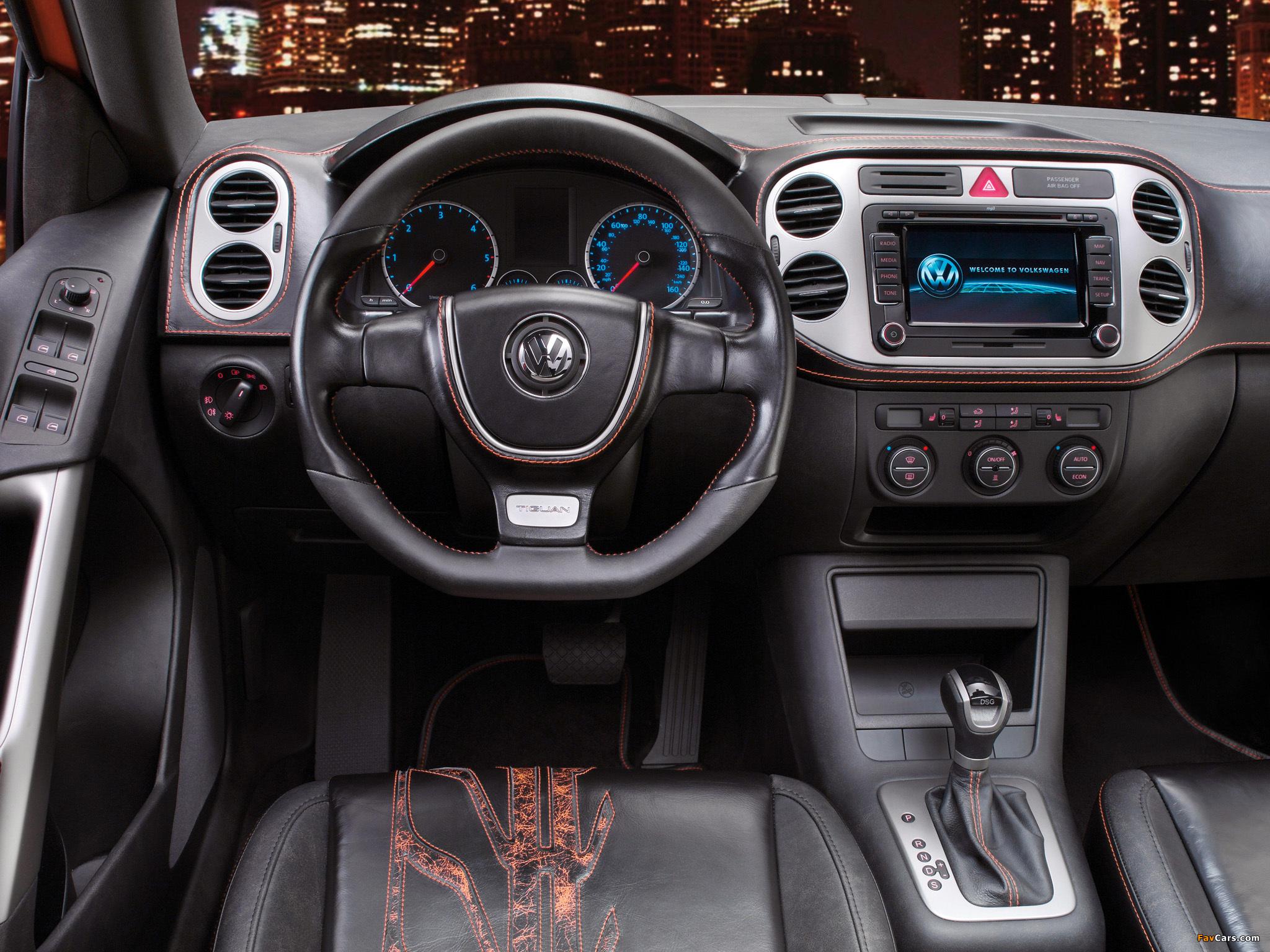 Pictures of Volkswagen Tiguan Concept 2006 (2048 x 1536)
