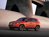 Pictures of Volkswagen Tiguan Concept 2006