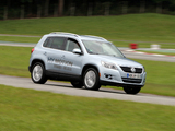 Pictures of Volkswagen Tiguan HY Motion Concept 2007