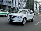 Pictures of Volkswagen Tiguan 2008–11