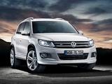 Pictures of Volkswagen Tiguan R-Line 2011
