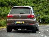Pictures of Volkswagen Tiguan Sport & Style UK-spec 2011