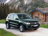 Pictures of Volkswagen Tiguan Sport & Style 2011