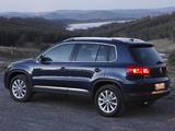 Pictures of Volkswagen Tiguan Sport & Style AU-spec 2011