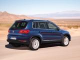 Pictures of Volkswagen Tiguan Track & Style 2011