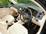 Pictures of Volkswagen Tiguan Track & Style UK-spec 2011
