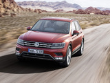 Pictures of Volkswagen Tiguan 2015