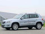 Volkswagen Tiguan HY Motion Concept 2007 images