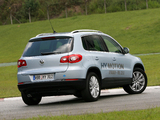 Volkswagen Tiguan HY Motion Concept 2007 pictures
