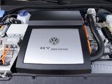 Volkswagen Tiguan HY Motion Concept 2007 pictures