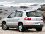 Volkswagen Tiguan ZA-spec 2008–11 images