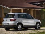 Volkswagen Tiguan Track & Field 2008–11 images