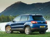 Volkswagen Tiguan UK-spec 2008–11 photos